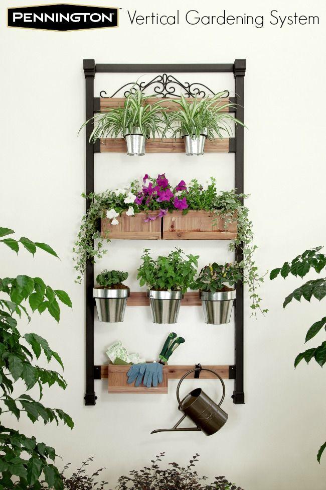 Best 25 Vertical Garden Systems Ideas On Pinterest