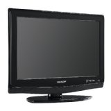 Sharp LC19SB27UT 19-Inch 720p LCD HDTV, Black (Electronics)By Sharp