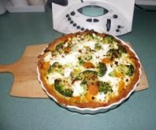 Recipe Gluten Free Roast Vegetable Quiche by nicky parsons - Recipe of category Main dishes - vegetarian
