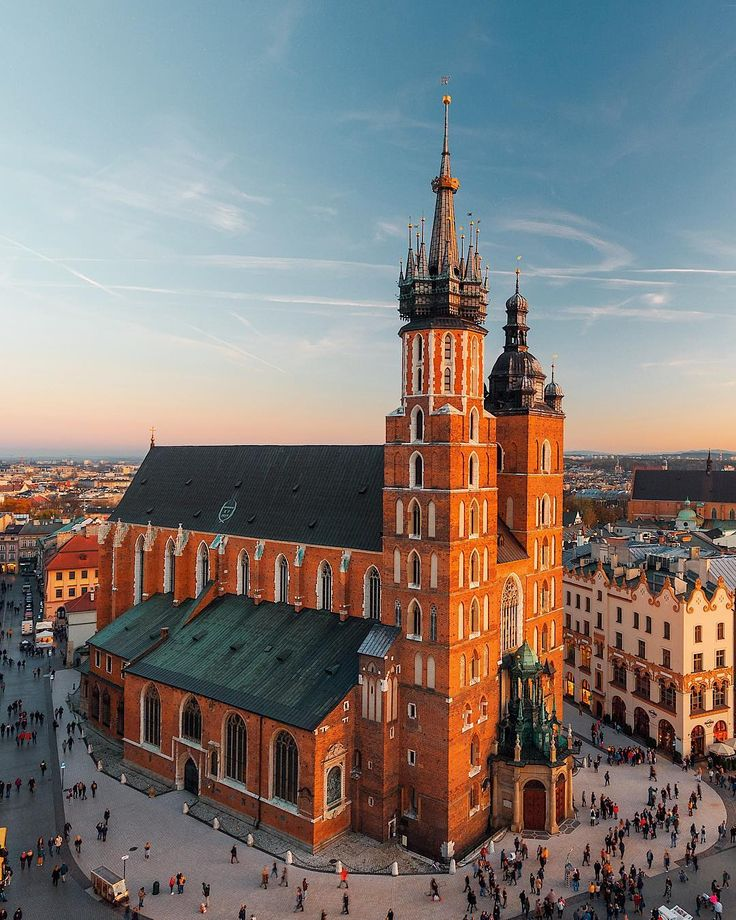 Visit Krakow Poland: 606 Best Travel Poland Images On Pinterest