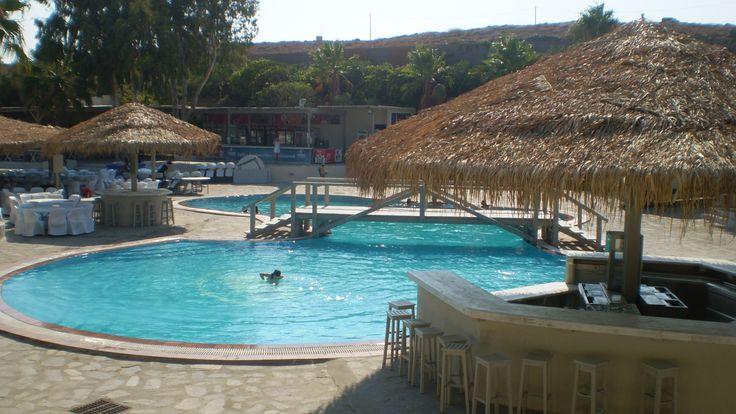 Punta Beach Club in Paros
