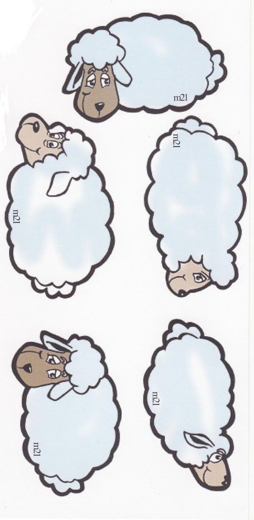 1000 Images About Lost Sheep On Pinterest Coloring