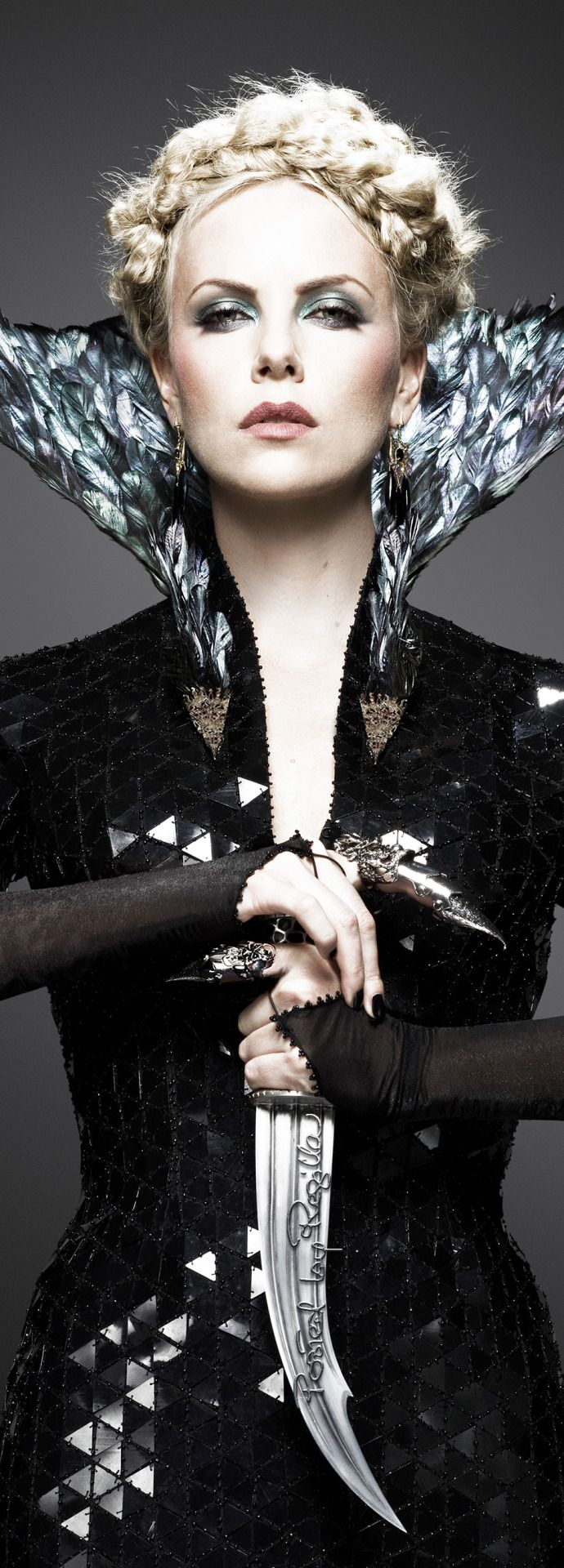 Regilla ⚜ Charlize Theron, Snow White and the Huntsman