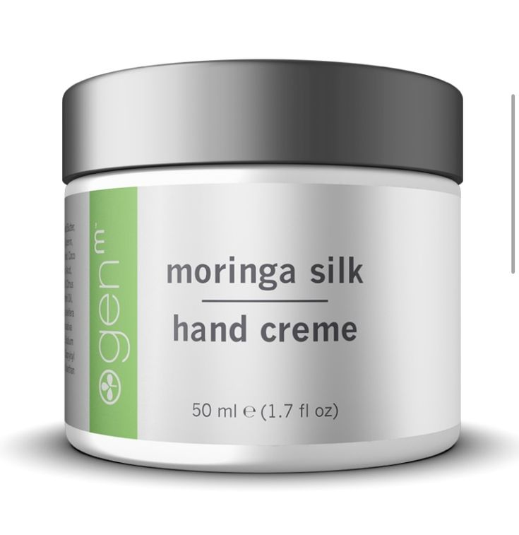 "Zija's Moringa Silk Hand Creme combines the benefits of nature's ""miracle tree,"" Moringa oleifera, with valuable Orange, Frankincense, and Sandalwood essential oils. Your hands will appreciate the restorative properties and natural scent. In a double blind and randomized clinical study, Moringa Silk Hand Creme performed significantly better for hydration than products using shea butter. 