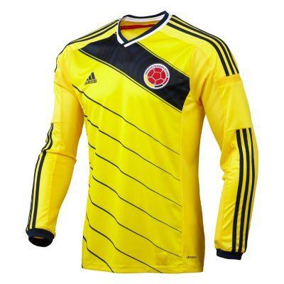 Me gustó este producto Adidas Camiseta Selecci�n Colombia Hombre Manga Larga FCF 2013. ¡Lo quiero!