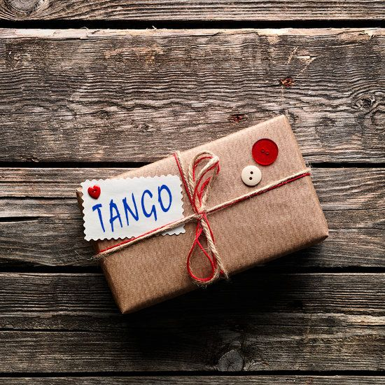 """Give the Gift of Tango  """" Tango reminds us of the most important things in life; friends, love, art, authenticity, and organic personal connections."""