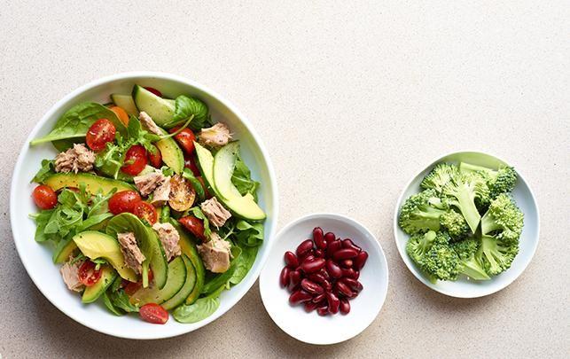 Tre nemme, sunde måltider til de dage, du er på farten