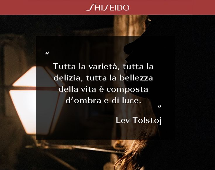 #beautyinyou #ShiseidoArte www.shiseido.it