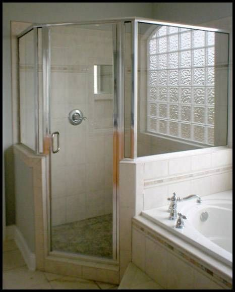 How to Tile a Shower With a Window