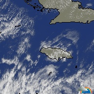 Jamaica weather report. The sun comes out almost every day so I wouldn't worry overtime if the forecast is continually cloudy. It's like Florida flash showers most of the time if it does rain and then the sun is back out!