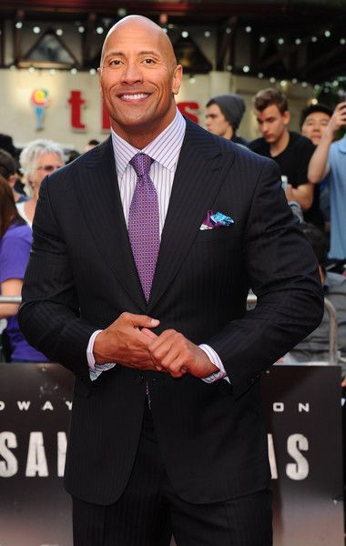 Dwayne Johnson Photos - 'San Andreas' - UK Premiere - Red Carpet Arrivals - Zimbio