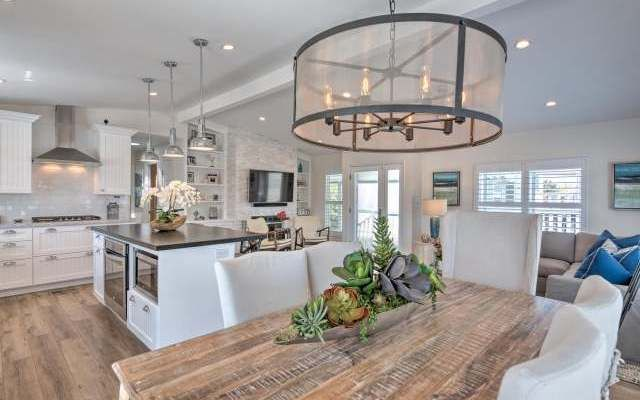 Interior Design For Kitchen And Dining