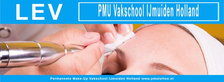 http://pmutattoo.nl/ Lev PMU Vakschool