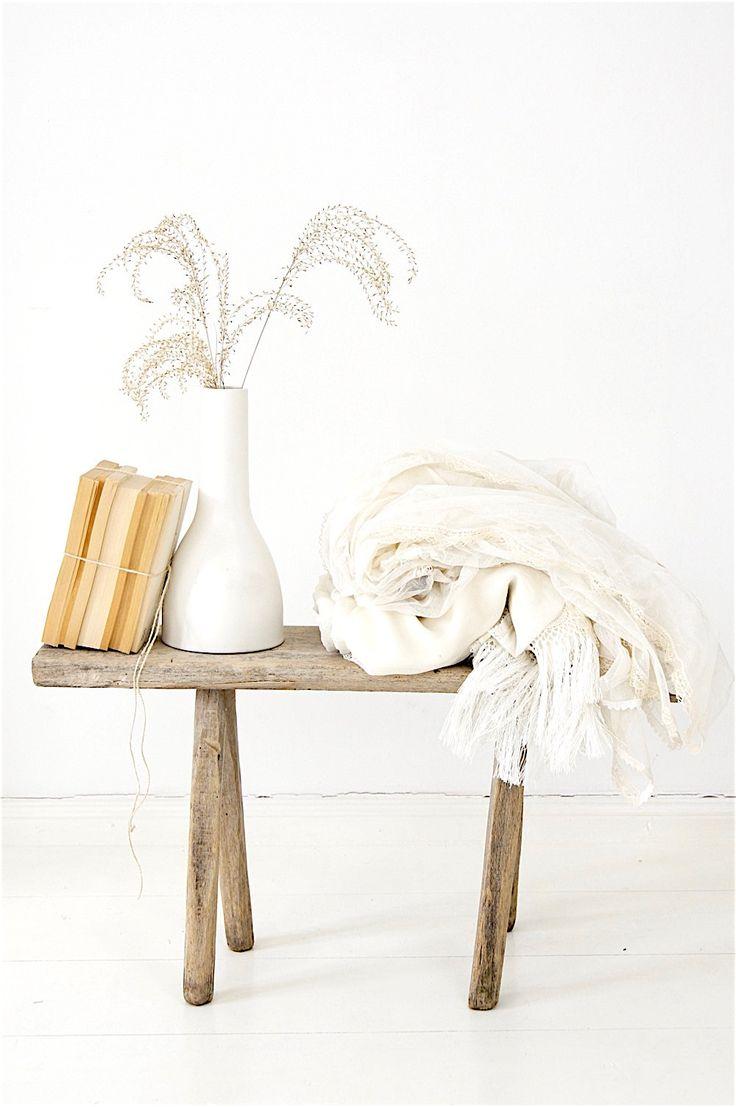 die 25 besten ideen zu holzbank rustikal auf pinterest. Black Bedroom Furniture Sets. Home Design Ideas