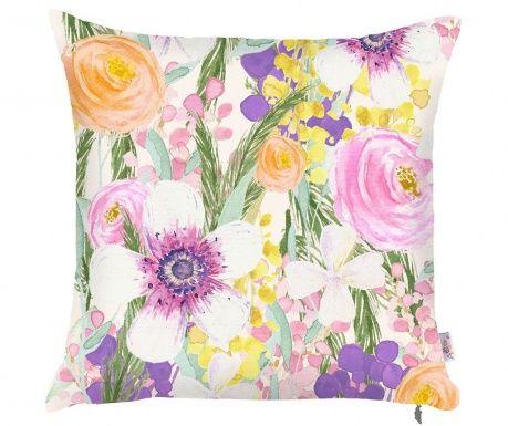 Fata de perna Colored Petals 43x43 cm