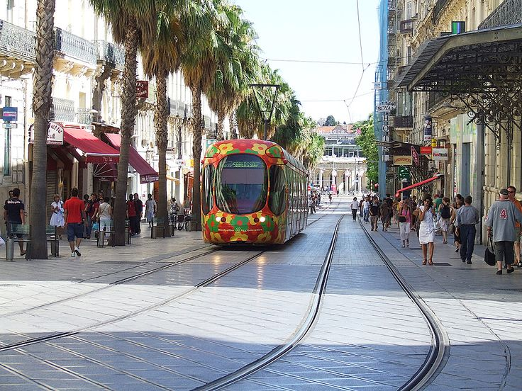 ma belle ville / my beautiful city  <3 Montpellier France