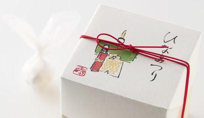 唐納豆菓子 しの お雛さまの商品画像