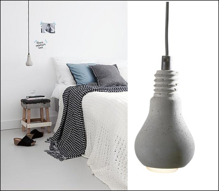 Edison Hanging Bulb Pendant