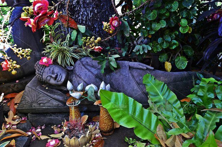 Buddha's death by Lord.Cuack on @creativemarket