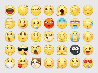 Weibo Emoticon 3x