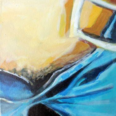 "Saatchi Art Artist Gilberto Gaspar; Painting, ""Serie ""Falezia Revisitada"""" #art"