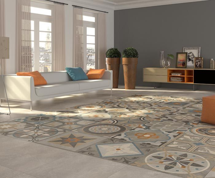 ARCANA Tiles | Avenue Series | living room inspiration | interior design