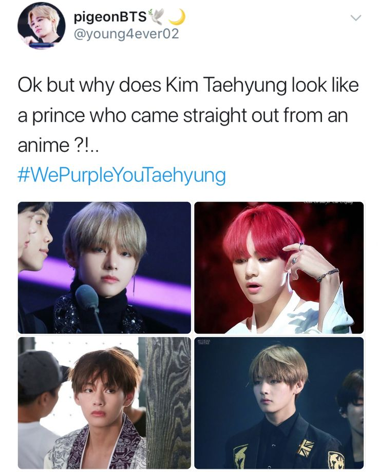 Because it's true... he is a Prince out of an anime