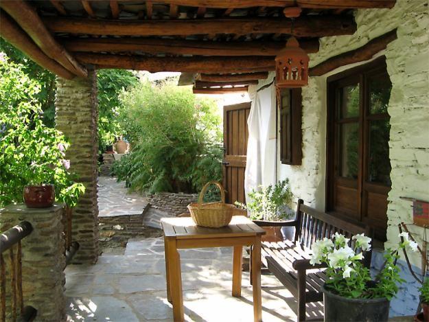 149 best casas de campo images on pinterest - Porches de casas de campo ...
