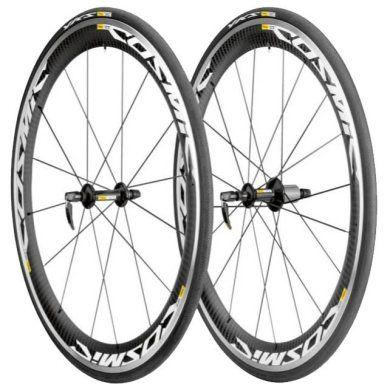 Mavic Cosmic Carbone SLS Wheels - Pair
