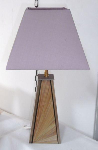 lampes en marqueterie de paille marqueterie pinterest marqueterie pailles et lampes. Black Bedroom Furniture Sets. Home Design Ideas