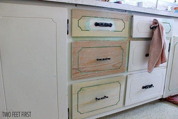 An Easier Way To Remove Paint From Wood Paint Inside Cabinets