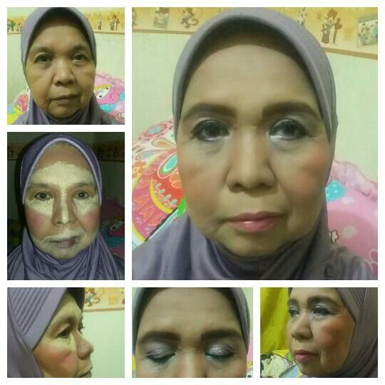 My mother is my model practice  . please give me u comment to be good my practice.