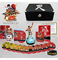 Street Fighter® 25th Anniversary Collection Set (XBOX 360/PS3) $150 - talk about nice.