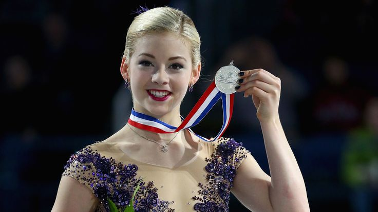 Gracie Gold takes a break from training for the 2018 Winter Olympics to talk about body image and the pressure she faces in her sport.