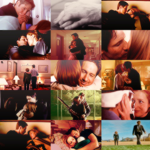 best tv couples of all time mulder and scully relationship