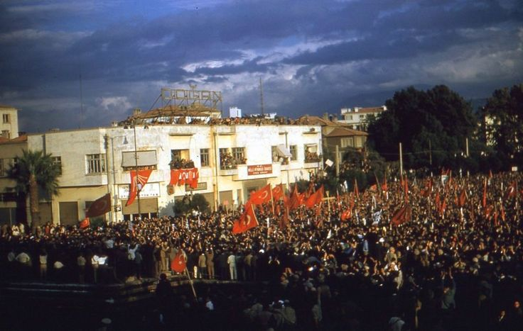3 Ismir Turkey 35mm Slides 1957 Political Rally Scenic Views Kodachrome   Collectibles, Photographic Images, Contemporary (1940-Now)   eBay!