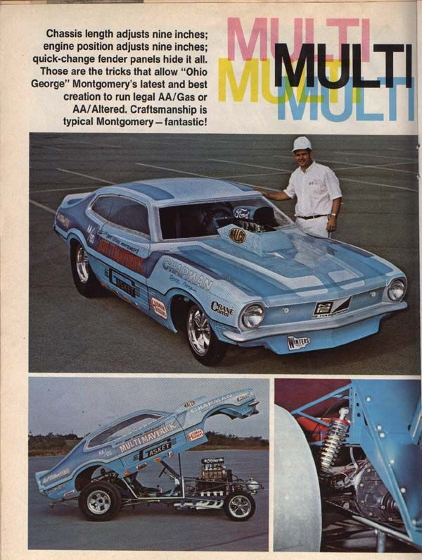 The Ford Maverick Page Year To Year Changes Ford Racing Car Humor Ford Maverick