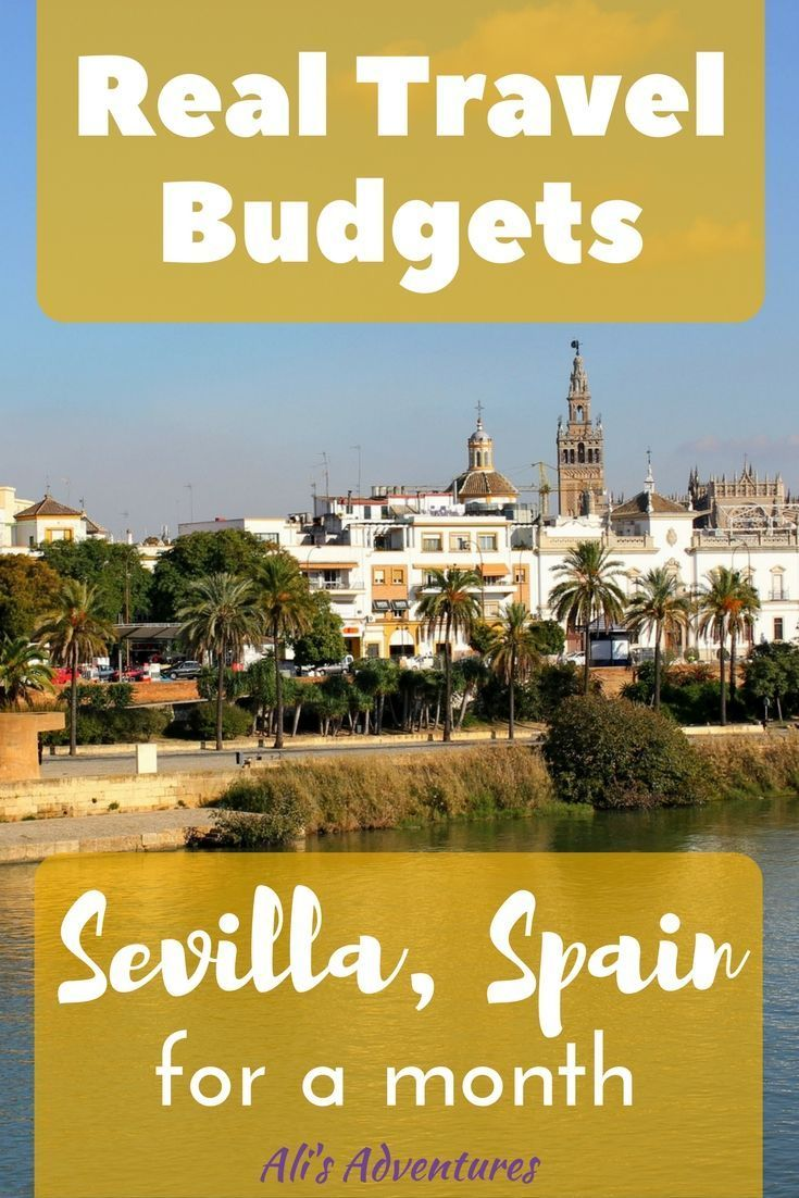 We went to Sevilla, Spain for warmer weather in the winter, and we really enjoyed our time there. Here's how much we spent living in Sevilla for a month.
