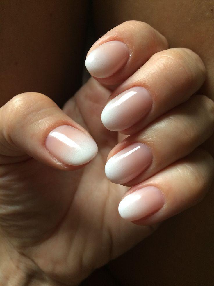 Baby boomer nails - Nagelfein - #Baby #Boomer #Nagelfein # ...