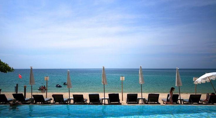 Lamai Wanta Beach Resort Lamai Beach Boasting an infinity pool facing a 60-m² beachfront, Lamai Wanta Resort sits on the golden sands of Lamai Beach in Koh Samui. It offers rooms set within quiet tropical gardens.