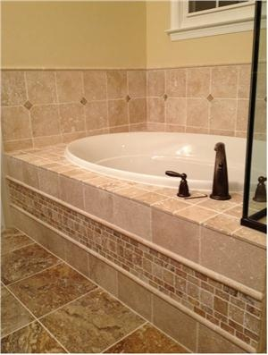 Bathroom Travertine Tile Design Ideas, Pictures, Remodel And Decor Part 97