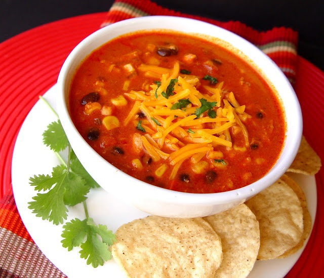 Chicken enchilada soup | Soups, Stews & Chowders | Pinterest