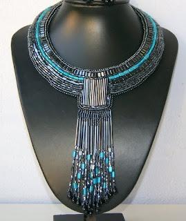 PerlenSusa: Bead Embroidery