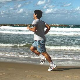 Consejos para correr en arena