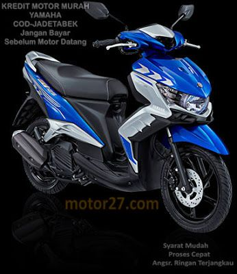 Yamaha GT-125 Eagle Eye BIRU