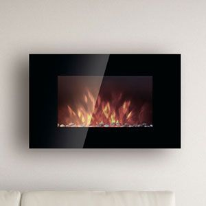 Best 25 Wall mount electric fireplace ideas on Pinterest Wall