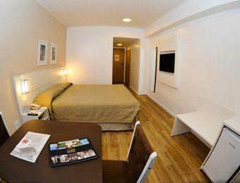 Acomodações - Plaza São Rafael - Hotel e Centro de eventos - Porto Alegre - RS