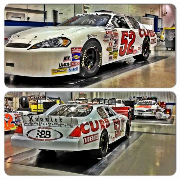 Chad Boat's ride for 2013 Daytona ARCA race.  Go Ken Schrader Racing!