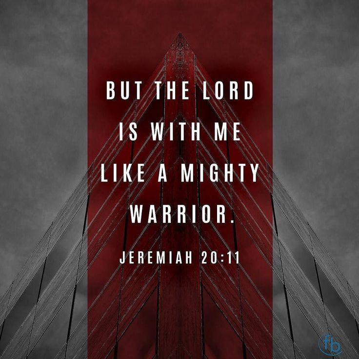 Mighty Warriors In The Bible: Best 25+ Jeremiah 20 Ideas On Pinterest