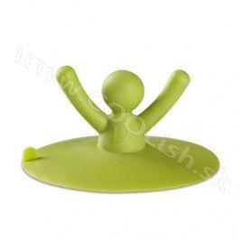 UMBRA design Uzávěr do dřezu BUDDY avokádo  http://www.coolish.sk/cz/darceky-umbra-dizajn/uzaver-do-drezu-buddy-avokado/